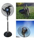 Ventilateur rafraichisseur d'extérieur 150cm O'fresh -