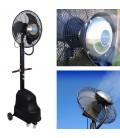 Ventilateur brumisateur professionnel haute performance 180cm -