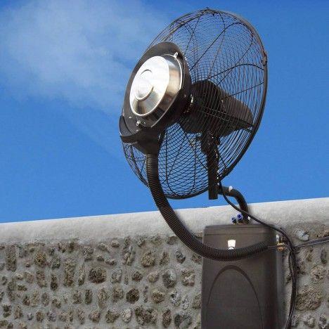 Ventilateur brumisateur mural haute performance Ofresh -