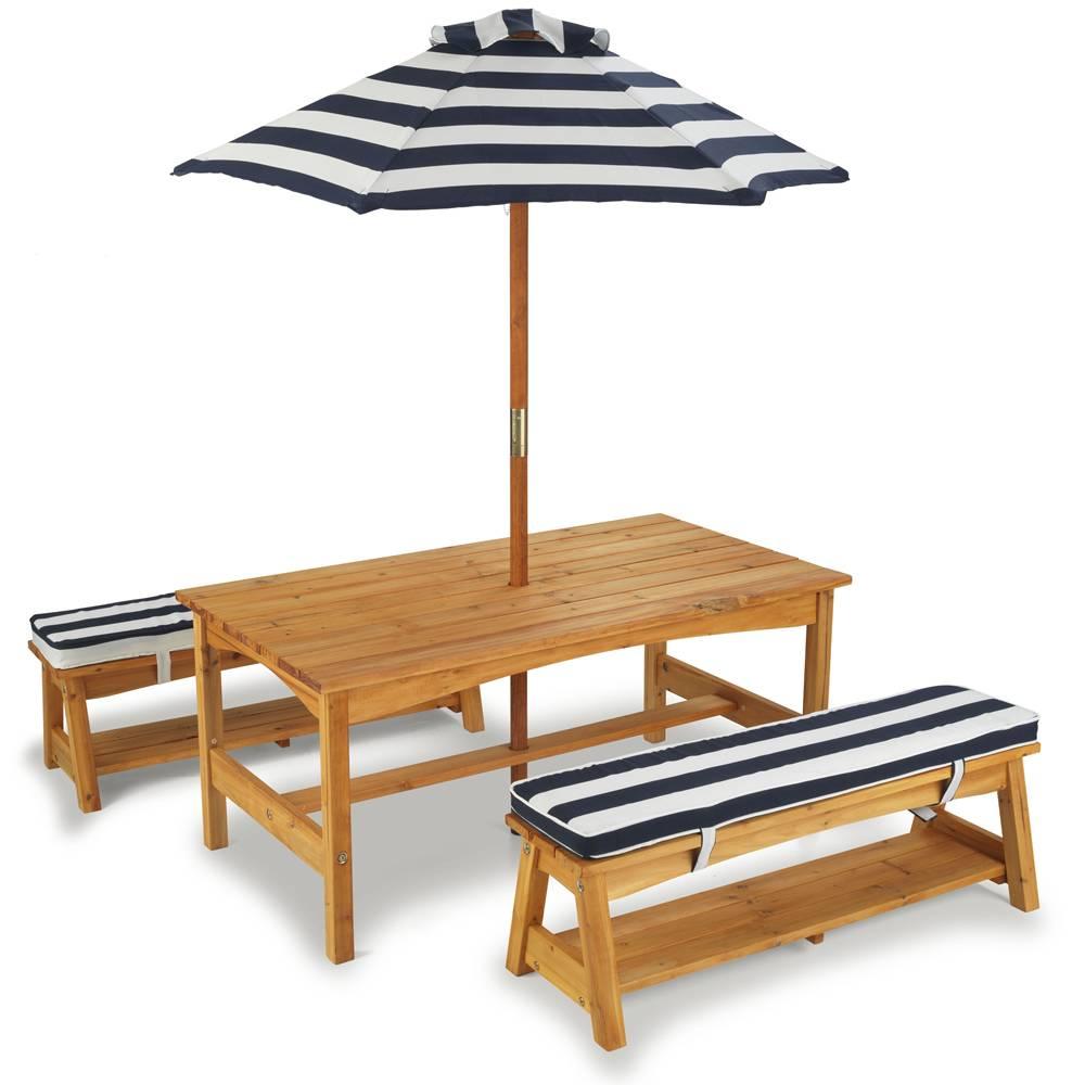 Table de jardin avec trou pour parasol meilleures id es pour la conception et l 39 ameublement du - Table de jardin ronde robin naterial ...