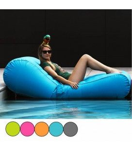 Transat gonflable de piscine Wave - 5 coloris