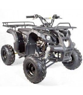 Quad enfant 110cc noir ou blanc 4 temps roues 7 pouces Bazou -