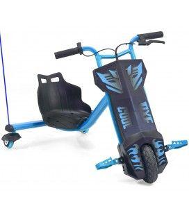 Kart Drift électrique 360 à 3 roues 120W Cool