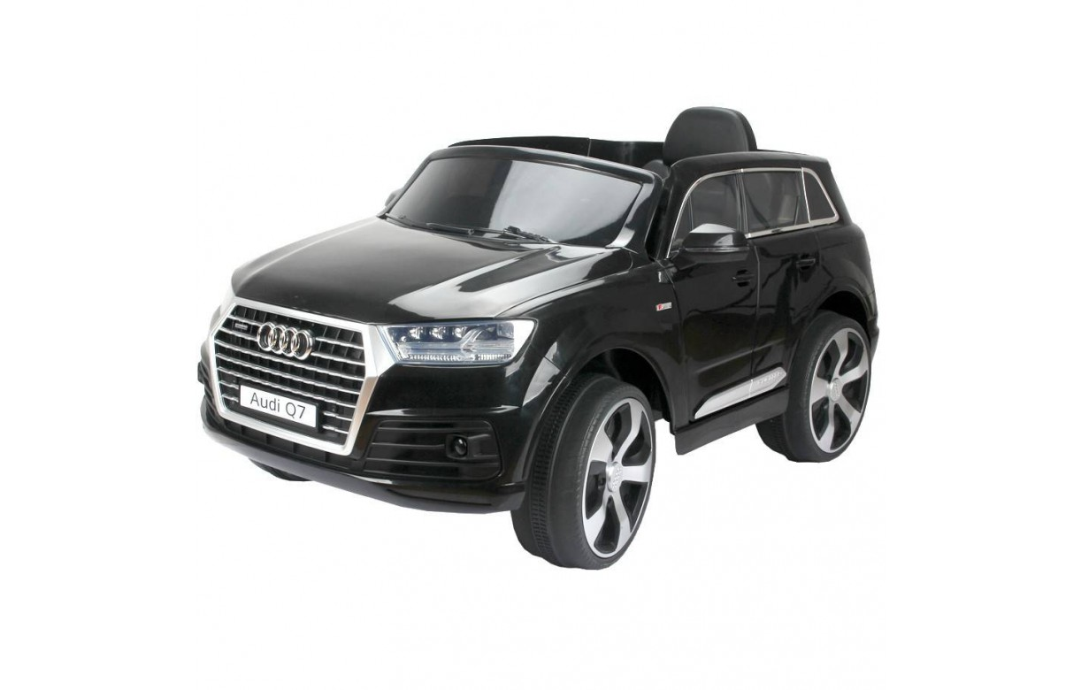 voiture lectrique audi q7 enfant 3ans avec t l commande parentale. Black Bedroom Furniture Sets. Home Design Ideas