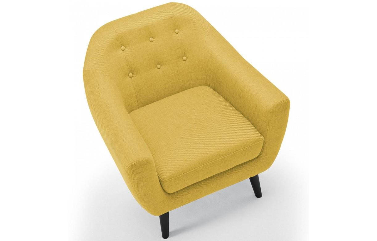 fauteuil nordique scandinave fidelio lot de 2. Black Bedroom Furniture Sets. Home Design Ideas