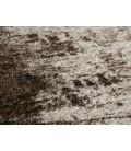 Tapis motif dégradé tons beige et marron 120x170cm -