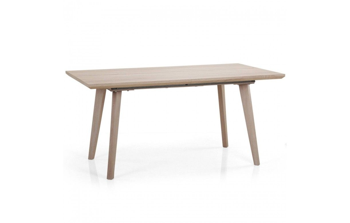 Table de repas extensible table de repas extensible bois for Table extensible 160