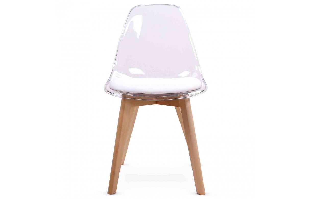 CHAISE DINSPIRATION SCANDINAVE Chaise scandinave pieds