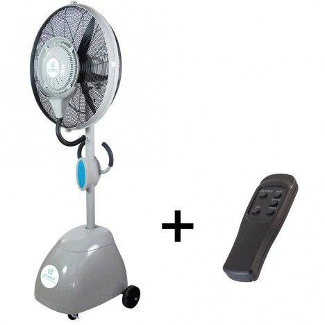 Ventilateur brumisateur design haute performance O'fresh 200cm -