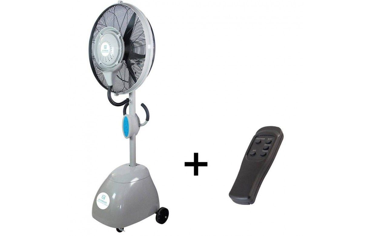 brumisateur ventilateur ext rieur design professionnel o. Black Bedroom Furniture Sets. Home Design Ideas