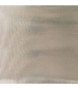 Rouleau adhésif décoratif mural - 45 x 150 cm - Tôle alu -