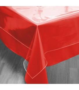 Nappe - Cristal transparent rectangle - 140 x 240 cm -