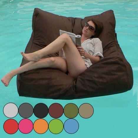 Fauteuil de piscine géant SitinPool Sunvibes - 11 coloris -