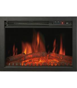 Insert de cheminée électrique encastrable chauffage 1500w Oxford -