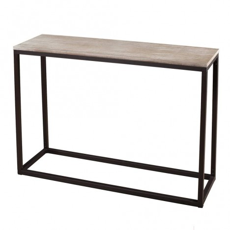 Console rectangulaire gamme LEA -