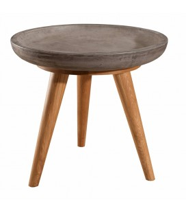 Table d'appoint ronde gamme NINO -