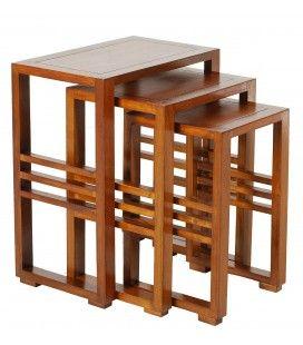 Table gigogne gamme LAUREN -