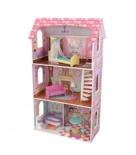 Maison de poupée rose - KidKraft 65179