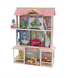 Maison de poupées 3 étages - KidKraft 65851