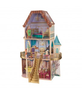 65912 Belle's Enchanted Dollhouse