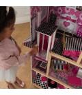 Grande maison de poupées rose 3 étages - KidKraft 65944