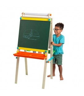 62026 Artist Easel with Paper Roll