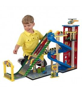 63267 Mega Ramp Racing Set