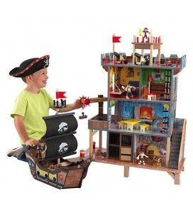 63284 Pirate's Cove Play Set