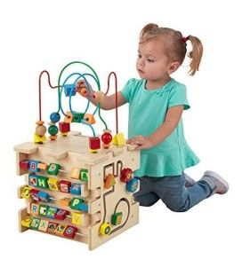 63298 Deluxe Activity Cube