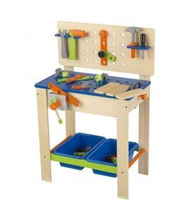 63329 Deluxe Workbench w/Tools