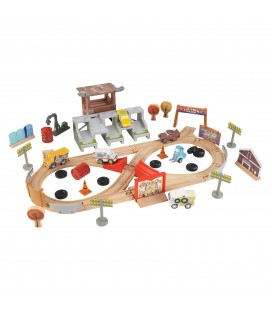17212 50 piece Thunder Hollow Track Set (DISC)