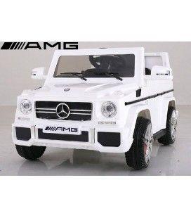 Mini SUV Mercedes G65 AMG, 6 km/h
