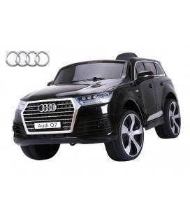"""Voiture électrique""""Audi Q7 S-Line"""" - licence - 12V7AH, 2 Motoren- 2,4Ghz -"""