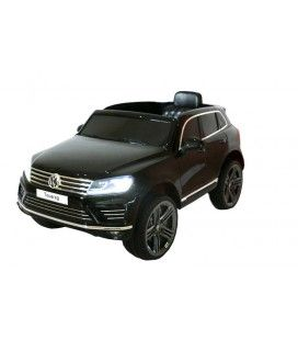 Mini 4x4 VolksWagen Touareg noir, 12V
