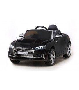 Mini Audi S5 électrique pour enfant, 6 km/h