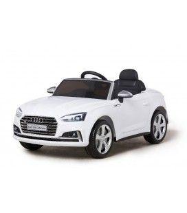 """Voiture électrique""""Audi S5"""" - licence - 12V7AH Akku und 2 Motoren- 2,4Ghz -"""