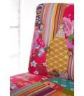 Fauteuil Betty tissu bohème gamme KATE
