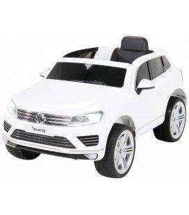 SUV VolksWagen Touareg blanc - 12V