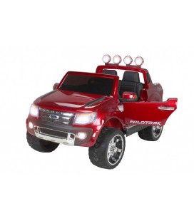 SUV Ford Ranger électrique rouge pour enfant - 45W