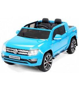 Pick-Up VolksWagen bleu pour enfant - 12V