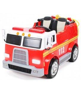 Camion de pompier électrique - 24V