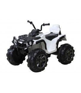 Mini Quad électrique blanc pour enfant - 12V