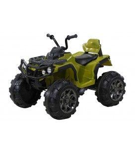 Mini Quad électrique vert pour enfant - 12V
