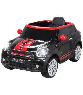 SUV Mini PaceMan électrique noir pour enfant