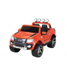 SUV Ford Ranger électrique orange pour enfant - 45W