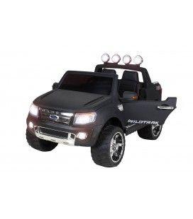 SUV Ford Ranger électrique noir pour enfant - 45W