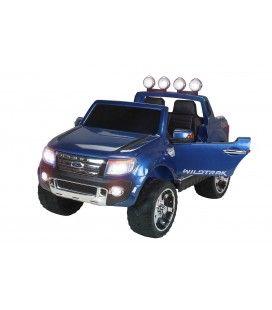 SUV Ford Ranger électrique bleu pour enfant - 45W