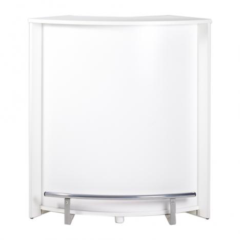Comptoir de bar design blanc PUB -