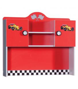 Rangement étagère pour bureau voiture course
