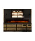 Cheminée électrique murale design Lounge Cheminarte